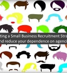 Creating Small Business Recruitment Strategies Widget